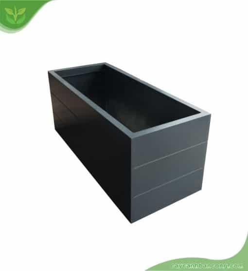 chau-trong-cay-go-nhua-composite-mau-ghi-xam